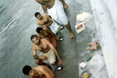 Rituals at the Ganges